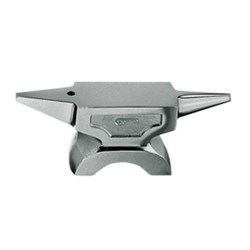 Anvil for opticians