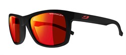 JULBO BEACH MATT BLACK Spectron 3CF Red flash