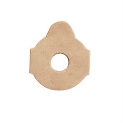 Adhesive blocking pads 3M/411, 18 mm, 1000 pcs.