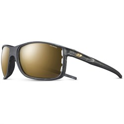 JULBO ARISE NAUTIC Grey tortoise Black  Polarized 3CF Brown flash gold