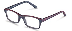 Julbo ASTON  navy blue  / red 46-17