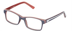 Julbo ASTON  dark blue / white / red 46-17