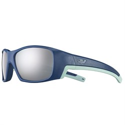 Julbo Billy Dark blue /mint blue Spectron 4 baby Smoke silver flash
