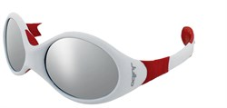 Julbo LOOPING 2 White/Red Spectron 4 baby( RXLens:Grey 42-14