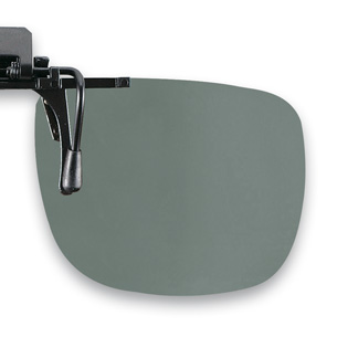 Polarized Flip up grey 54x43mm (75-80%) 3pcs