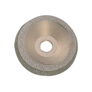 Diamond wheel for lenti grinding
