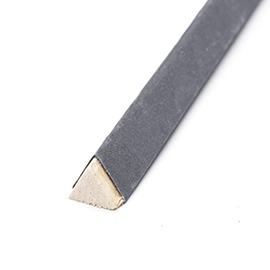 Abrasive Bar 400, Triangular 2 pcs