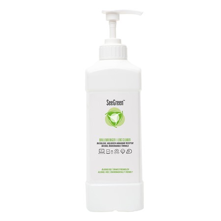 SeeGreen Lens cleaner refill 1L, B&S label