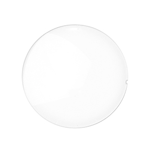 Plano lens CR39 white base 8 10 pcs