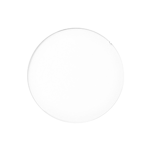 Plano lens CR39 white AR-coated base 6 10 pcs