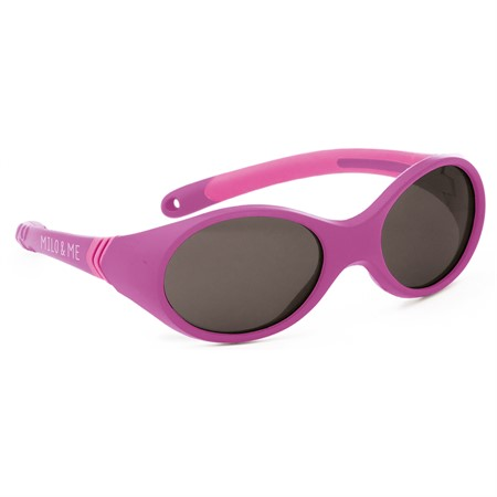 MILO & ME Sun 2 Purple/Fuchsia, Grey non-polarized 42-15