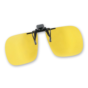 Polarized Flip up yellow 60x52mm ( 24 % ) 1 pc