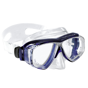Diving mask blue PD 66mm