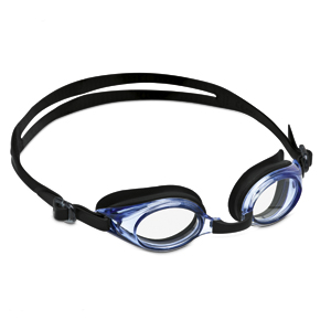 Swimming goggle blue - glazeable